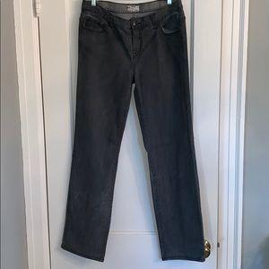 Free People lBoyfriend Jeans Gray Wash Size 29